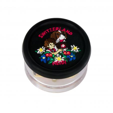 no.101-06-300 embroidered Heidi, colored ring